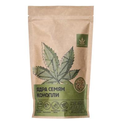 Ядра семян конопли 500 гр Коноплектика