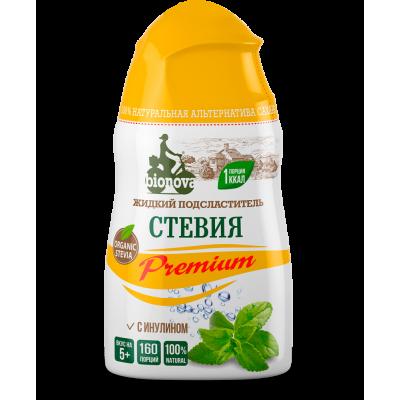 "Стевия Premium Заменитель сахара Бионова 80 гр  от Экомаркет ""Овсянка"""