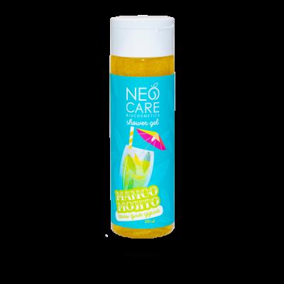 Neo Care Гель для душа MANGO MOJITO 200 мл Леврана
