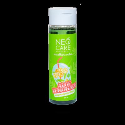 Neo Care Мицеллярная вода ALOE LEMONADE 200 мл Леврана
