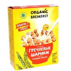 Завтраки Гречневые шарики Компас Здоровья 100 гр