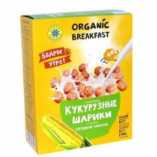 Кукурузные шарики 100 гр Компас Здоровья