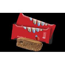 Батончик низкоуглеводный Аморале бар Фундук, ягоды годжи и молочный шоколад 75 гр Бьюти Фит