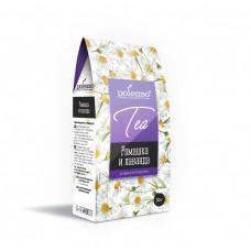 Ромашковый чай с Лавандой 30 гр Полеззно