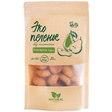 Эко-печенье без Глютена Маньчжурская груша 280 гр Савита
