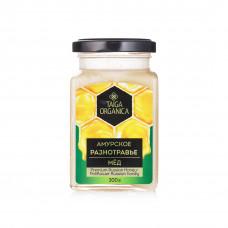 Мед Цветочный 300 гр Тайга Органика