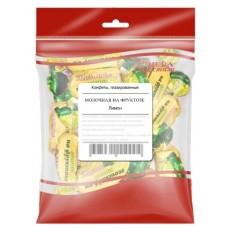 Конфеты Молочная Лимон на фруктозе 200 гр Нева Престиж