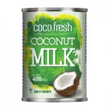 Молоко Кокосовое Coco Fresh Econutrena 18 % ж/б 400 мл Эконутрена