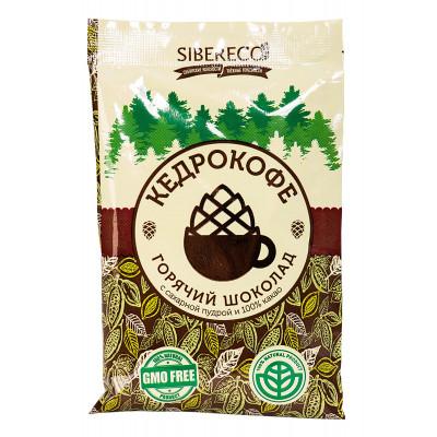 Кедро-кофе порционный Горячий шоколад 25 гр Сибереко