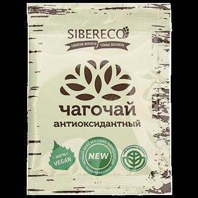 Чага-чай Антиоксидантный гранулированный 48 гр Сибереко