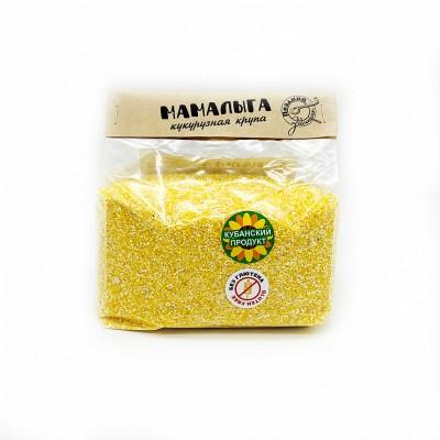 "Мамалыга кукурузная крупа 600 гр Поздний Завтрак  от Экомаркет ""Овсянка"""