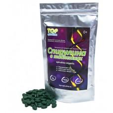 Спирулина таблетки 250 гр Топ спирулина
