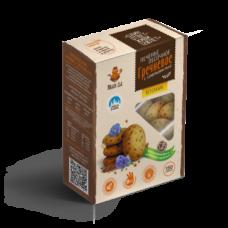 Печенье Гречневое песочное на сиропе топинамбура 150 гр Иван Да