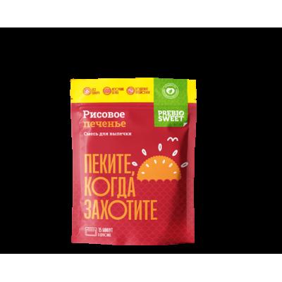 Смесь для выпечки Печенье рисовое 250 гр Пребиосвит