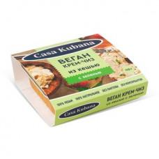 Паста ореховая Крем-чиз с Зеленью 110 гр Casa Kubana