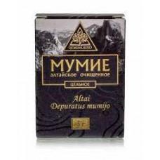 Мумиё очищенное 3 гр Алтайский нектар
