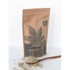 Мука из семян конопли 250 гр Коноплектика