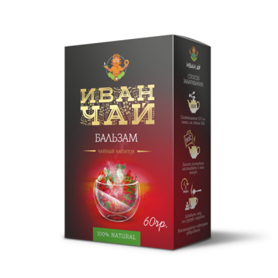 Иван-Чай 60 гр Бальзам Иван Да
