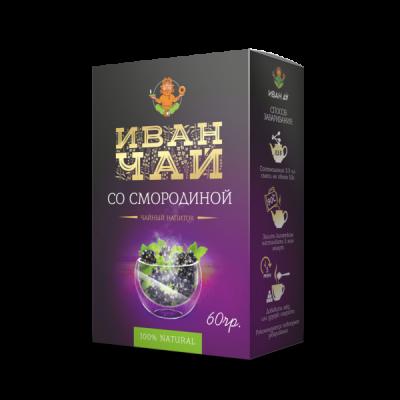Иван-Чай 60 гр Смородина Иван Да