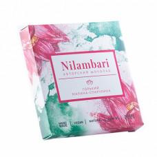 Шоколад Nilambari Горький Малина-Спирулина 65 гр Гринмания