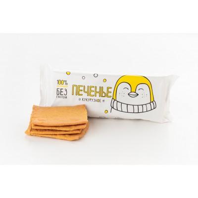 "Печенье ""Смарт Хлеб"" Кукурузное 120гр Эко-хлеб"