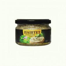 Соевый Тофу-паштет Прованский 200 гр Экотопия